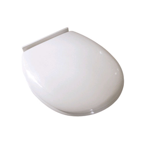 Croydex Anti-Bacterial Polypropylene Toilet Seat
