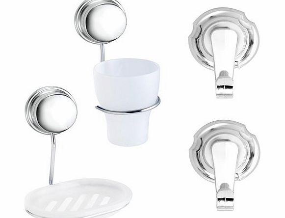 Twist N Lock Bathroom Accessories Twist N Lock Bathroom