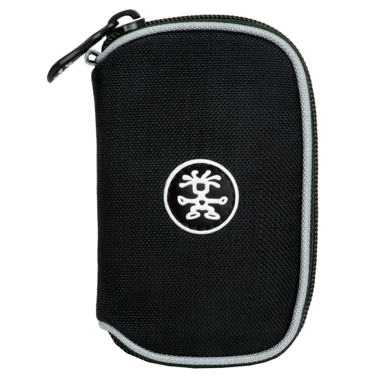 CC55 Compact Camera Case - Black / Silver