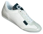Cruyff Recopa Classic White/Blue Material Trainers