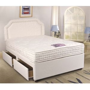 Cumfilux mattress for 6 foot divan