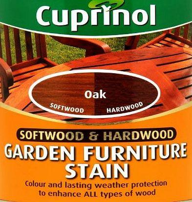 Cuprinol Garden Furniture Stain Oak