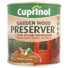 Inol home improvement reviews Cuprinol exterior wood preserver clear