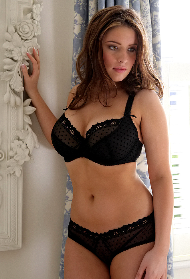 hot curvy girl