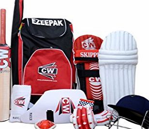 CW Small Boys Cricket Complete Set with Accessories Size No.3 (Ideal for 5-7 years Kids) (3)