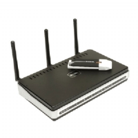 Wireless n Cable/ DSL Router Starter Kit