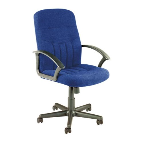 Dams Furniture Ltd Dams Furniture Cavalier Fabric Office Chair - blue product image