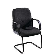 Dams Knight Fabric Visitor Chair product image