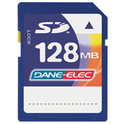Dane-Elec SD Card