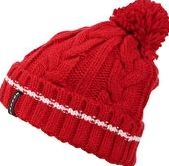 Dare2b, 1297[^]257483 Perplexity Beanie - Fiery Red