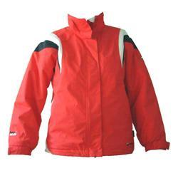 Dare2Be Rapture Jacket - fun retro sports styled jacket. Lined with snowflake embossed fleece this I - CLICK FOR MORE INFORMATION