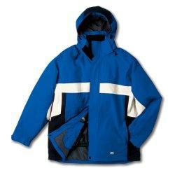 The Velocity Ski Jacket from Dare2Be is a sporty colour-blocked snow and water repellent jacket. Pac - CLICK FOR MORE INFORMATION