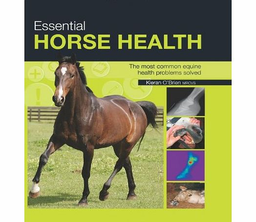 David and Charles Essential Horse Health: A Practical In-Depth Guide to the Most Common Equine Health Problems product image