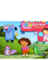 Dora The Explorer Textured Character Puzzle
