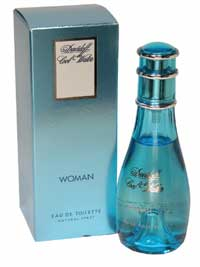 Cool Water For Woman Eau de Toilette 30ml Spray