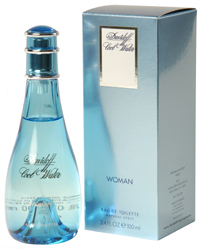 Cool Water For Woman Eau de Toilette 50ml Spray