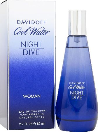 Davidoff, 2102[^]0138361 Coolwater Night Dive Edt