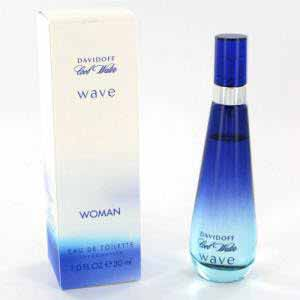 Coolwater Wave Woman Eau de Toilette Spray 30ml