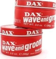 Dax, 2102[^]0066616 Wax Red Wave And Groom - Twin Pack