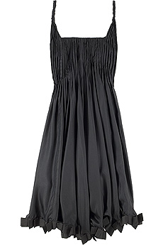 DAY Birger et Mikkelsen Pleated cotton dress product image