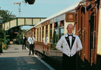Excursion to the North on the Orient-Express - CLICK FOR MORE INFORMATION