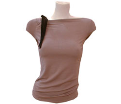 Jersey tie neck top - CLICK FOR MORE INFORMATION