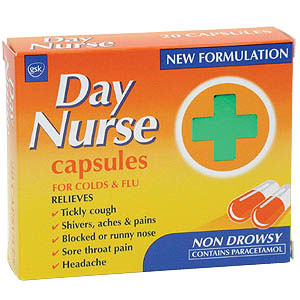Nurse Capsules - Size: 20 - CLICK FOR MORE INFORMATION