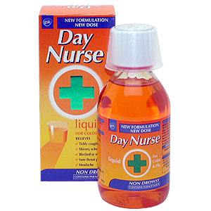 Nurse Liquid - Size: 240ml - CLICK FOR MORE INFORMATION