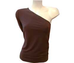 One sleeve jersey top - CLICK FOR MORE INFORMATION