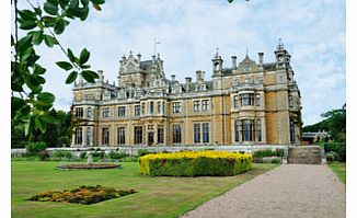 Spa Experience at Thoresby Hall - CLICK FOR MORE INFORMATION