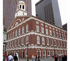 Tour to Boston from New York - Child - CLICK FOR MORE INFORMATION