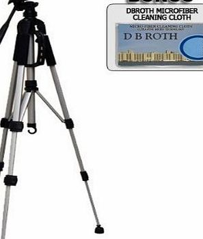 DBROTH Professional PRO 72`` Super Strong Tripod With Deluxe Soft Tripod Carrying Case For The Nikon D5100, P7100 Digiatl SLR Camera