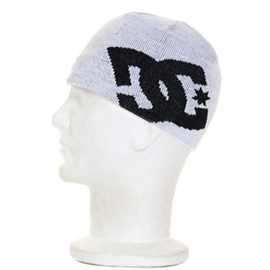 dc big star beanie white dc big star visor peak