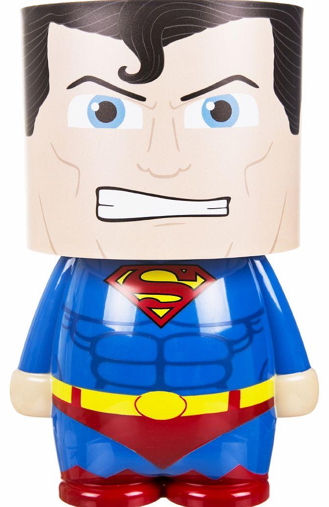 Comics Superman Look A Lite Led Lamp