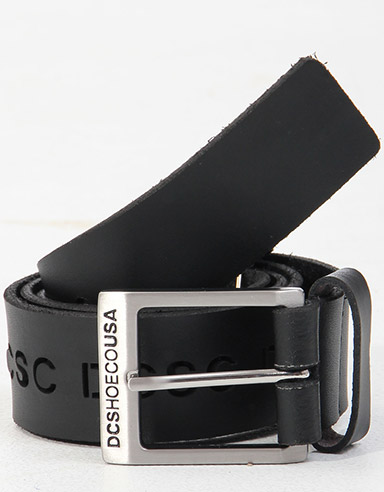 DC Knockout Leather belt product image