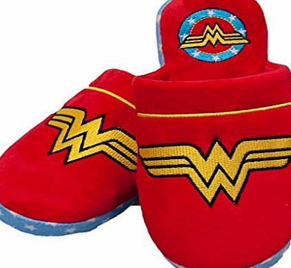 DC Red -Wonder Woman Slippers-UK``5-7