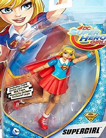 DC Superhero Girls  6 inch Action Figure Supergirl