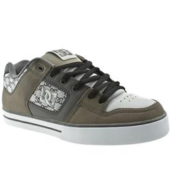 Black Black Grey Pure Se Skate Shoe