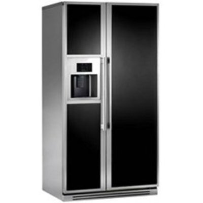 Side by Side Fridge Freezer with Black  - CLICK FOR MORE INFORMATION