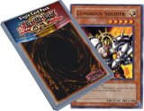 Deckboosters Yu Gi Oh : DB2-EN113 Unlimited Edition Luminous Soldier Common Card - ( Dark Beginning 2 YuGiOh Single Card ) product image