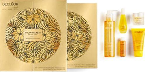 Decleor, 2102[^]0139539 Box of Secrets Merry Oils Gift Set
