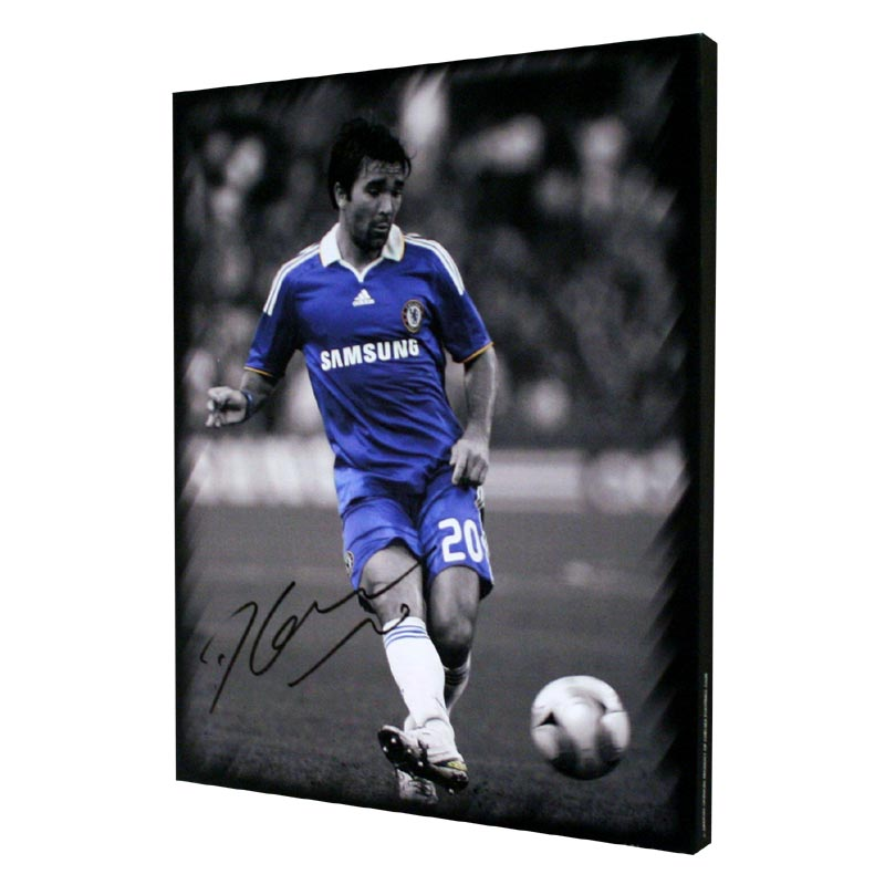 Signed Chelsea Canvas
