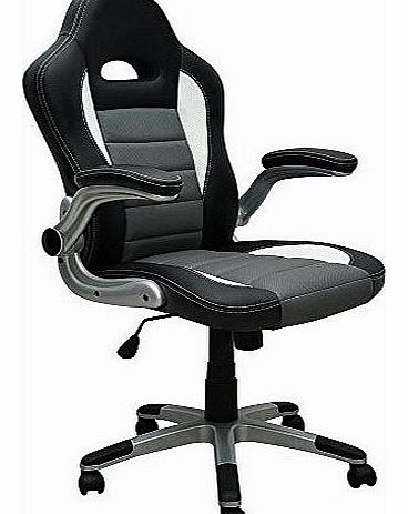 decor furniture gt 500 leather bucket seat office racer