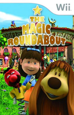 Deep Silver The Magic Roundabout Wii
