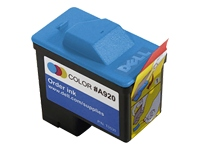 The High-Resolution Color Print Cartridge from Dell is specifically designed for the Dell All-in-One - CLICK FOR MORE INFORMATION