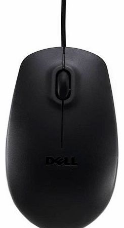 Dell  USB Black Optical Scroll Mouse 1000dpi , Dell P/Ns: HRG26 , 93H7Y , 11D3V , 9RRC7, Brand NEW
