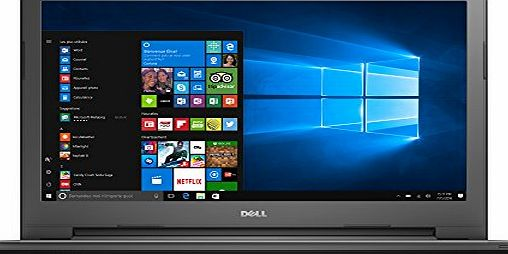Dell Inspiron 15 3000 Series 15.6 inch Laptop (Intel Core i3 Processor, 4 GB RAM, 1 TB HDD, HD TrueLife) - Black