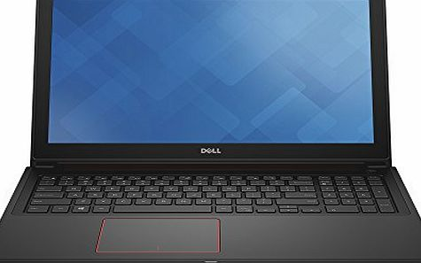 Dell Inspiron 15 7000 Series 15.6 inch Touchscreen Notebook (Intel Core i7-6700HQ, 16 GB RAM, 1 TB Plus 128 GB SSD, NVIDIA GTX 960M 4 GB Dedicated Graphic, BT/CAM, UHD, Windows 10) - Black