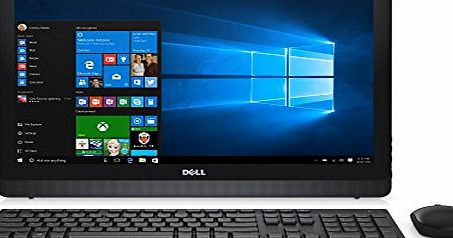 Dell Inspiron 22-3000 Series All In One Desktop (Intel Core i5 Processor,8 GB RAM, 1TB HDD , 21.5`` Full HD Anti Glare Touch Display)