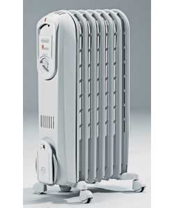 New - Smal Digital Oil Filled Electric Portable Heater | bunda-daffa